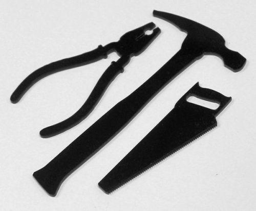 Opaque Acrylic - Black 10mm