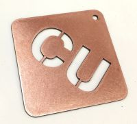 Copper- 2mm (Plasma Cutting)