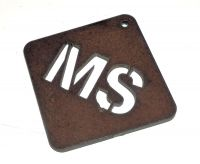 Mild Steel - 5mm (Plasma Cutting)