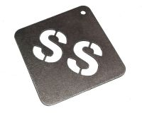 Stainless Steel - 2mm (Plasma Cutting)